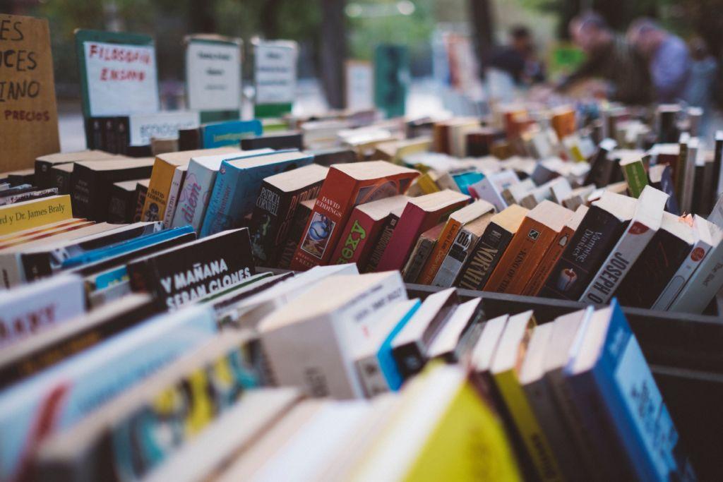 Achat lots de livres pour revente
