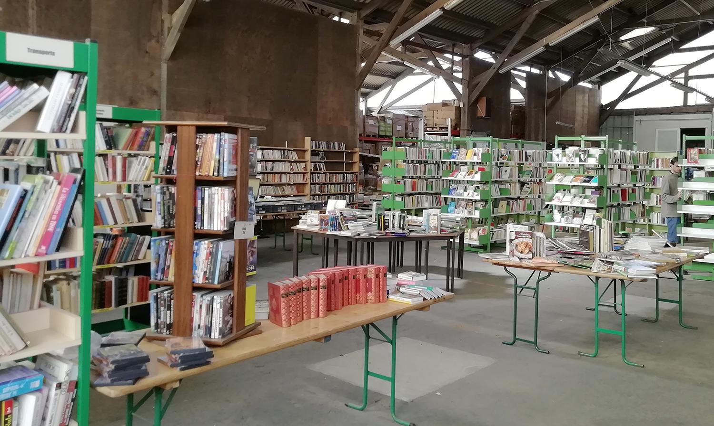 La boutique Book Hémisphères